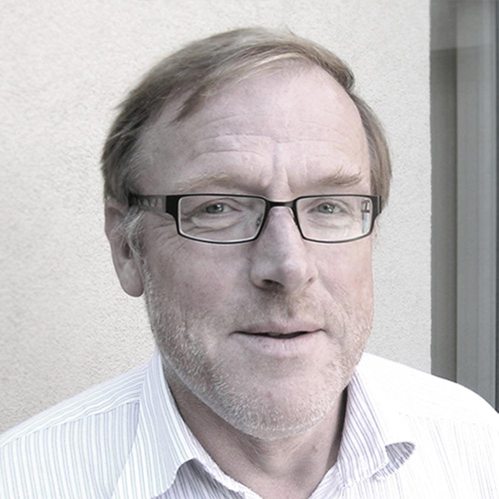 Foreleser Terje Christensen / Senzie Akademiet