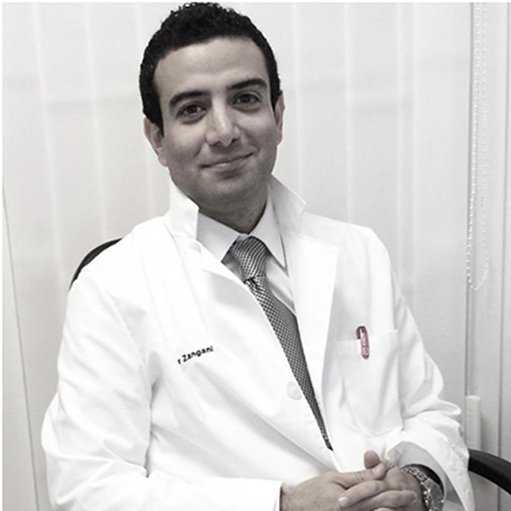 Dr Michael Zangani