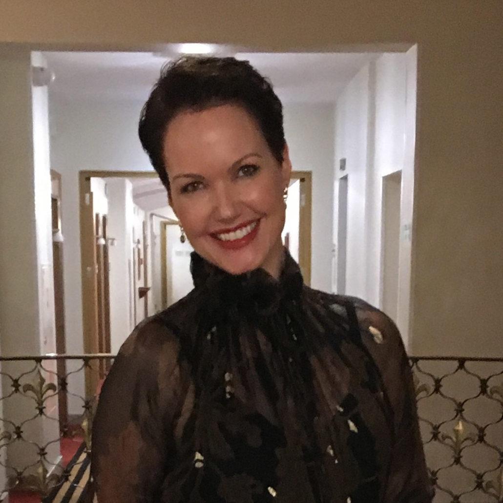 Rita Omvik / foreleser i Holistisk hudpleie ved Senzie Akademiet