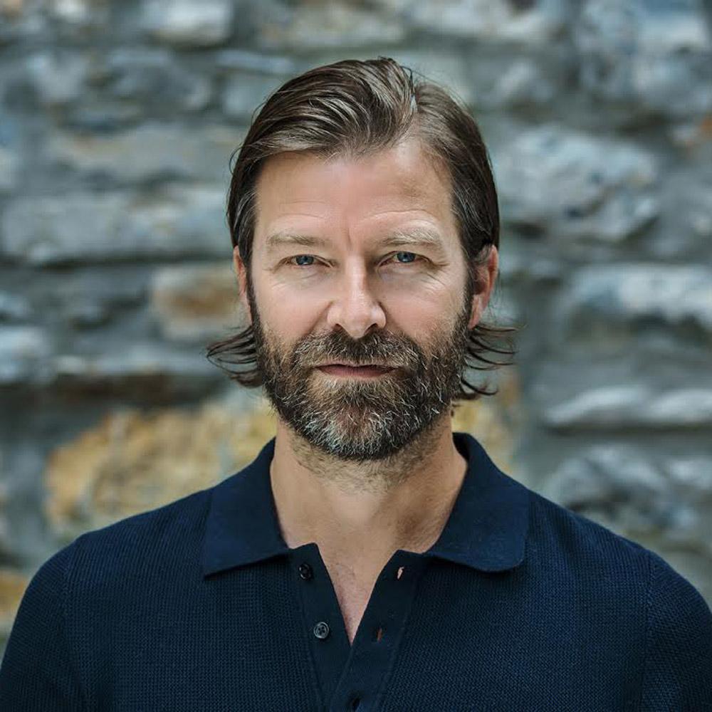 Viggo Johansen / foreleser i Holistisk hudpleie ved Senzie Akademiet